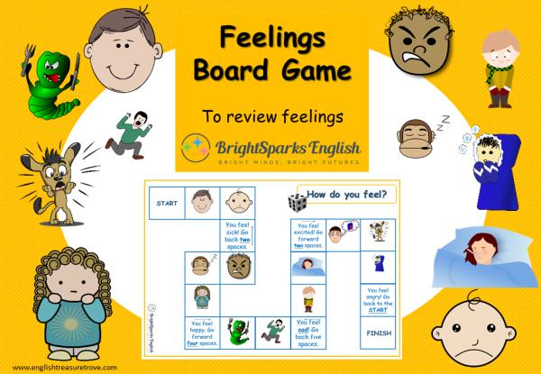 Feelings game
