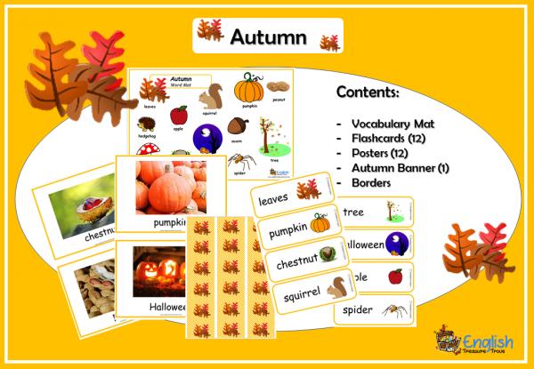 autumn display advert