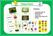 easter display advert