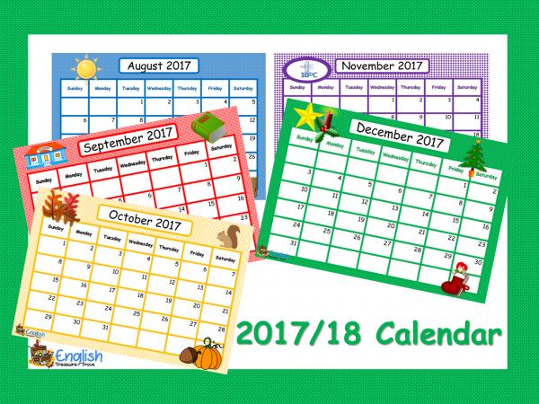 calendar 201718 a3